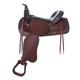 Nash Leather Santa Fe Trail Pleasure Saddle 17in