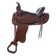 Nash Leather Sierra Flx Trail Pleasure Saddle 17in