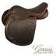 M. Toulouse Premia Genesis Dbl Leather Saddle 17.5
