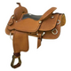 Billy Cook Saddlery Mesquite Trainer Saddle 16.5In