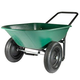 Green Yard Rover 2 Wheel Residential Wheelbarrow