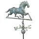 Horse Weathervane Copper