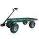 Green Garden Cart