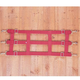 Nylon Stall Guard Red