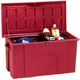 Burlingham Sports Pony Sport Tack Trunk Red