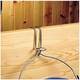 Portable Bucket Hook