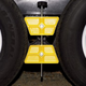 Trailer Aid Wheel Stop