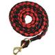 Basic Flat Braided Nylon Lead Rope w/Snap