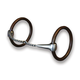 Bob Avila Small Twisted Snaffle O-Ring Bit