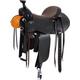 Cashel Trail Outfitter Saddle 16in Reg Dark Chocol