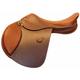 Henri de Rivel Pro Jumping Saddle 18W Oak Bark