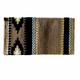 Mayatex Cowtown NZ Wool Saddle Blanket Cream/Chest