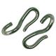 Stainless Steel Curb Hooks Pair