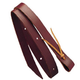 Tory Latigo Leather Tie Strap 1 1/2in x 6ft