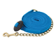 Basic Flat Cotton Web Lunge Line w/Chain