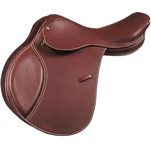 Kincade Flash Leather Noseband Brown Full