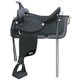 Abetta Pathfinder Saddle 17In XW Black