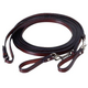 Tory Premium Leather Snap End Draw Reins