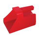 E-Z Feed Scoop 3 Quart Red