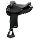 Abetta Serenity Endurance Saddle 17in XWide Black