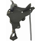 Abetta Stealth Clarino Seat Trail Saddle 17In