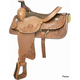 Billy Cook Saddlery Roping Saddle Pecan
