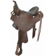Billy Cook Saddlery Stealth Endurance Saddle 17 In