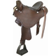 Billy Cook Saddlery Stealth Saddle w/o Horn 17 Inc