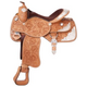 Silver Royal Majestic Classic Show Saddle 16.5 Lt