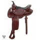 Royal King Auto Adjust Flex Trail Saddle 16.5In Da