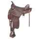 King Trekker Saddle with Horn
