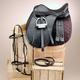 Silver Fox Dressage Saddle Set 18