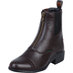 Ariat Heritage Breeze Zip Paddock Boot 10 Choc