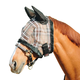 Kensington Fly Mask w/Fleece and Ears XLarge Patri