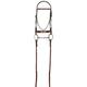 Rodrigo Pessoa Wide Noseband Show Bridle Horse