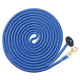 Tough-1 Round Poly Bungee Lunge Line Black