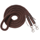 Royal King Poly Roping Rein Brown
