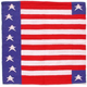 Tough-1 Patriotic Acrylic Saddle Blanket