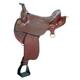 King Trekker Synthetic Endurance Saddle w/Horn
