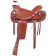 American Saddlery Country Rancher Saddle 17In
