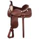Royal King Texas Roper Saddle Medium Brown 16.5