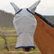 Defender Fly Mask Long Nose with Ears Small