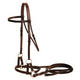 Tory English Bridle Leather Nose Side Pull
