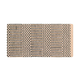 Mayatex Ramrod Acrylic Saddle Blanket Hunter/Burg