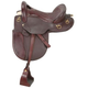 King Series Classic Distance Rider Saddle Dark Oil