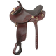 Australian Outrider Crossover Saddle Dark Oil 18in