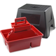 Duratote Step Stool with Grooming Box