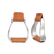 Tough-1 Aluminum Curved Offset Stirrups