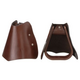 Royal King Leather Tapader Stirrups