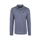 Macpac Merino Blend Long Sleeve Polo - Men's